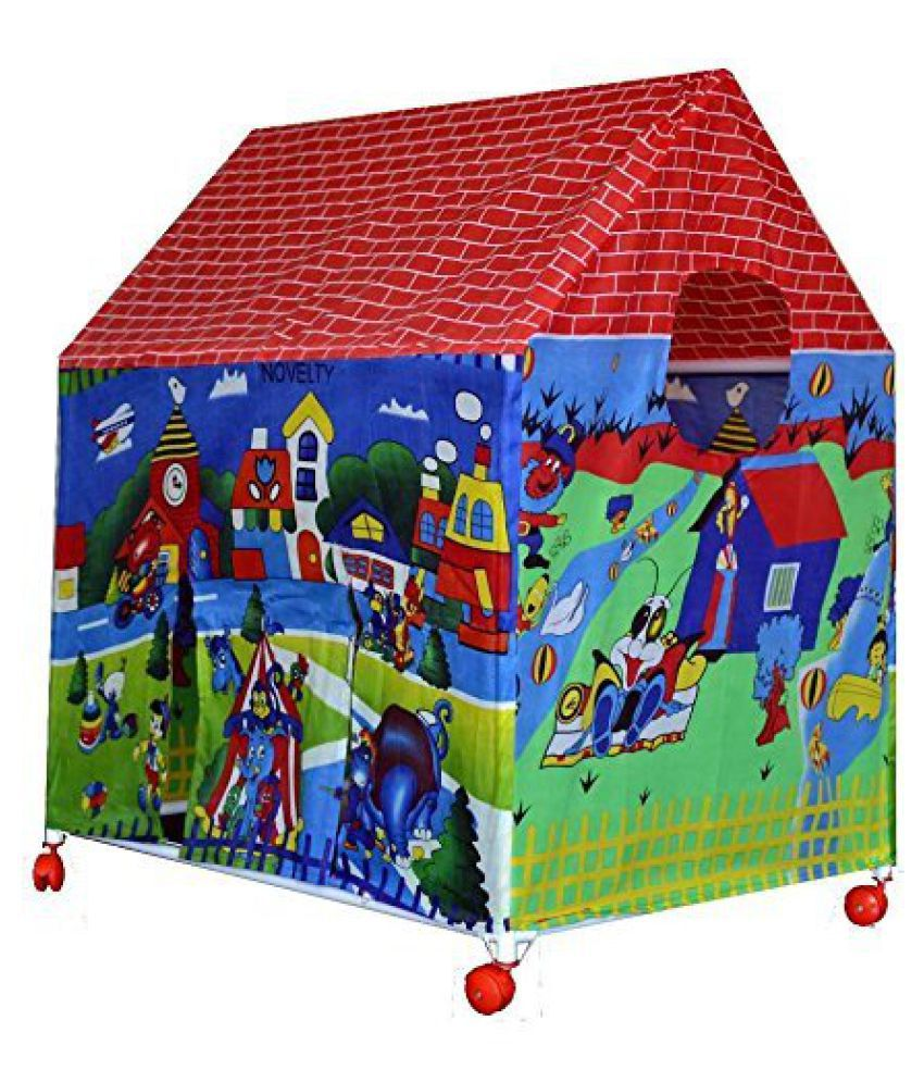 latest Kids Play Tent House with