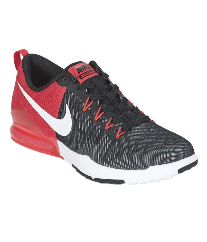 Nike Zoom Train Action 2017 Gray Training Shoes ...