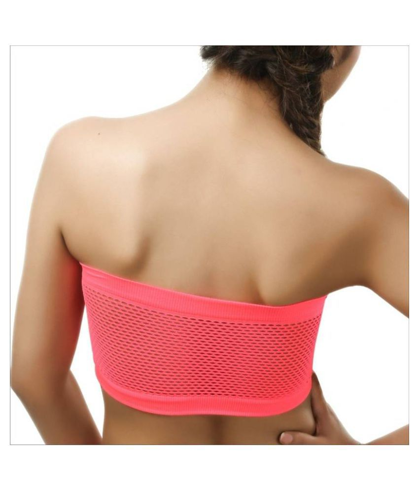 face1e6dfb38d Buy Pink Prachi Cotton Lycra Tube Bra Online at Best Prices in India ...