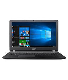 Acer 15 ES1-523-20DG (AMD E1 (7th gen)-4 GB RAM-1TB HDD- 39.62cm(15.6)-DOS) (Black)