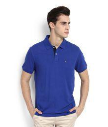 Arrow Sports Blue M-t Shirts