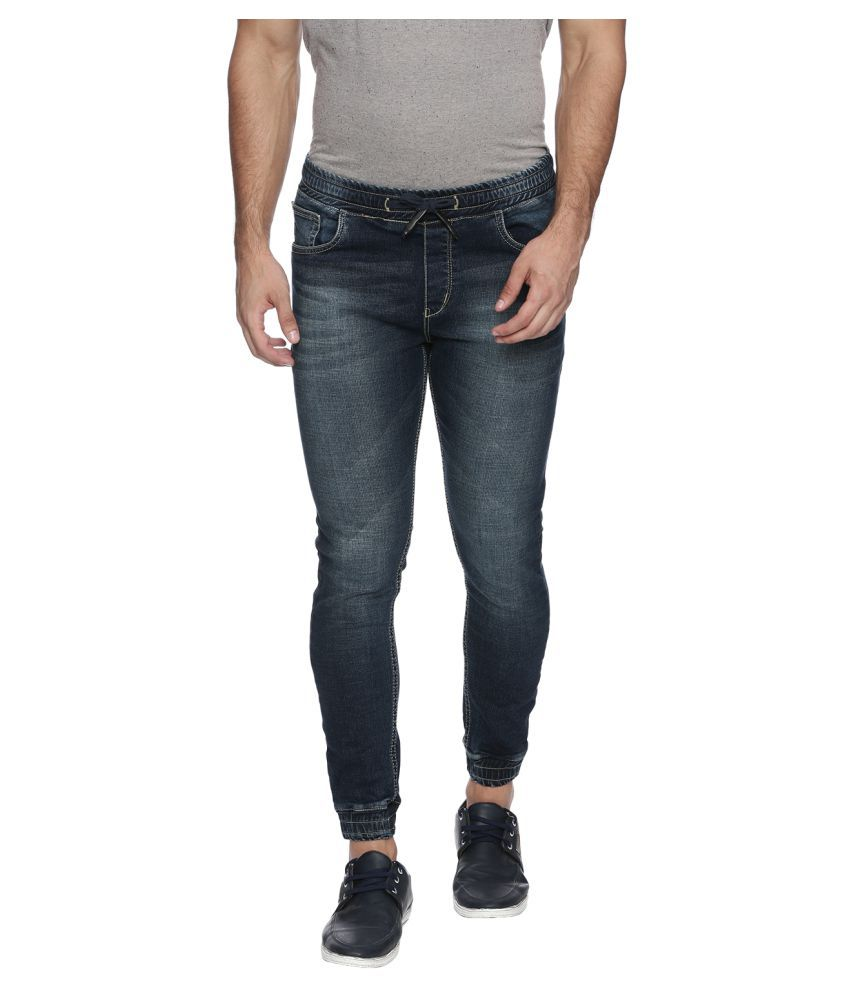 Deezeno Dark Blue Relaxed Jeans
