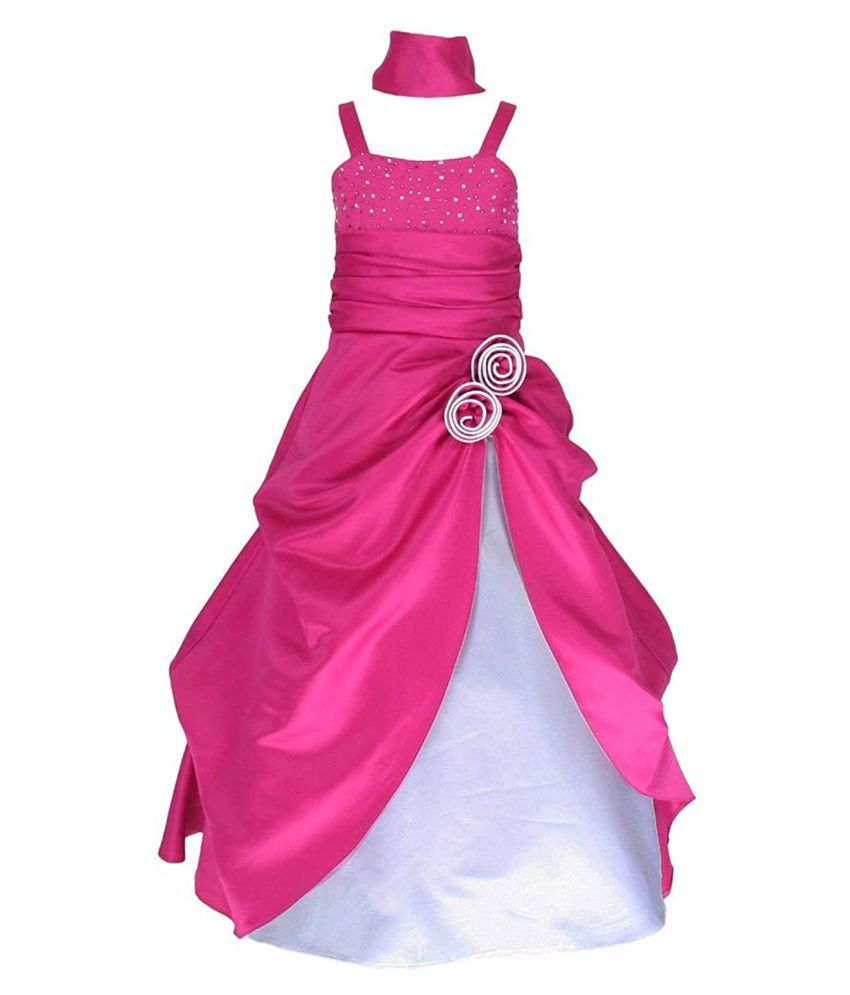 6c6396517a Fairy Dolls Girls Birthday Party Wear Ball Gown - Buy Fairy Dolls Girls  Birthday Party Wear Ball Gown Online at Low Price - Snapdeal