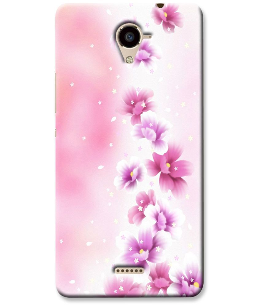 Eluga Ray X Printed Cover By Cell First