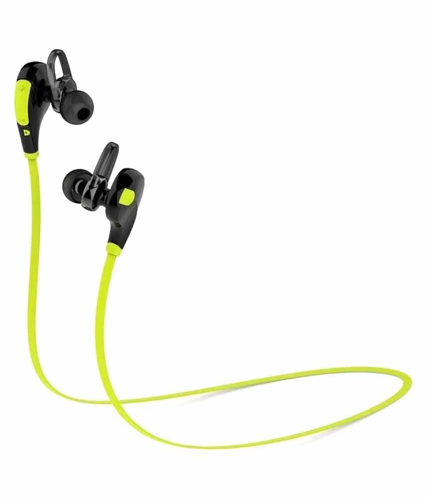 73b94216d77 Astound jogger Wireless Bluetooth Headphone Green - Buy Astound jogger  Wireless Bluetooth Headphone Green Online at Best Prices in India on  Snapdeal