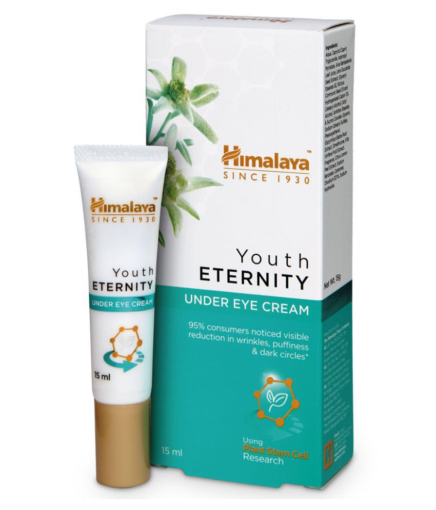 Himalaya Youth Eternity Under Eye Cream 15 Ml Buy Himalaya Youth
