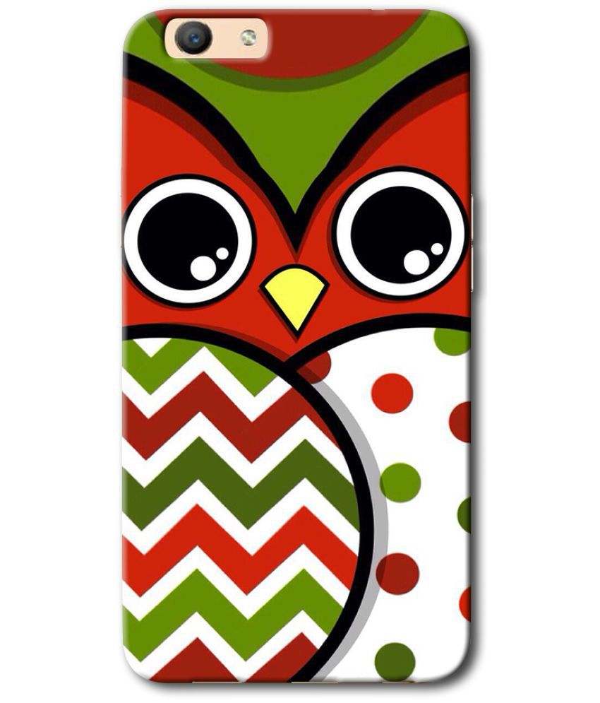 Oppo F3 plus Printed Cover By Cell First