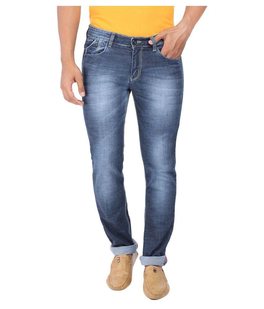 Rican Blue Slim Jeans