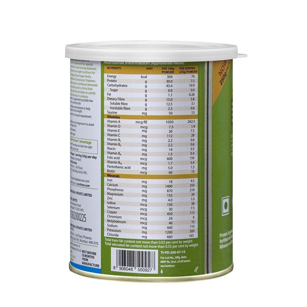 Protinex Diabetes 250 G Buy At Best Prices Ensure Vanila 400gr 15 Klg Trolley Bag
