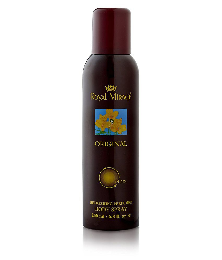 68ee5a308be Royal Mirage Deodorant Spray original 150 ml  Buy Online at Best Prices in  India - Snapdeal