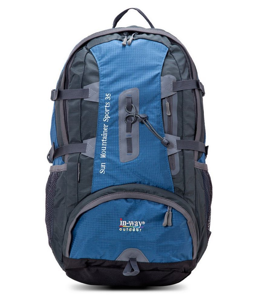 In-Way 30-40 litre Hiking Bag - Buy In-Way 30-40 litre Hiking Bag Online at  Low Price - Snapdeal e8ddc616e3fb7