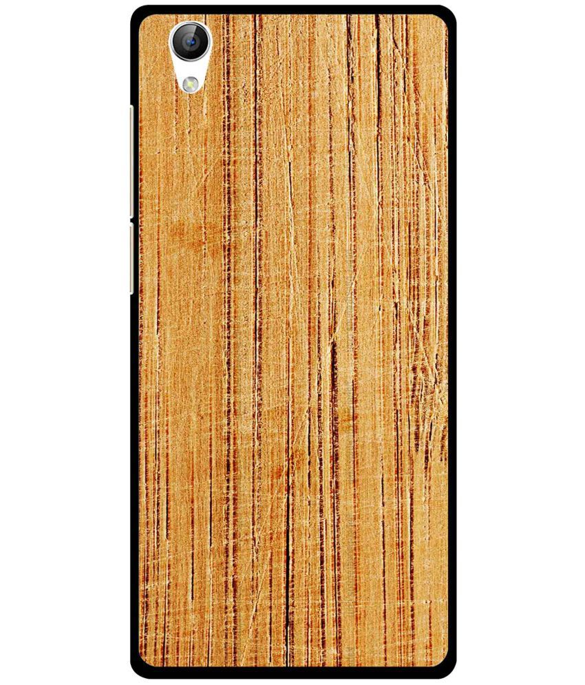 Oppo F1s Plain Cases Snooky - Brown
