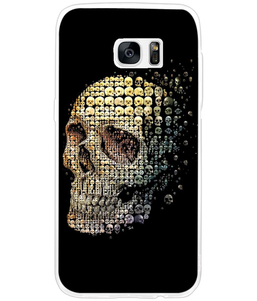 Samsung Galaxy S7 Printed Cover By Instyler