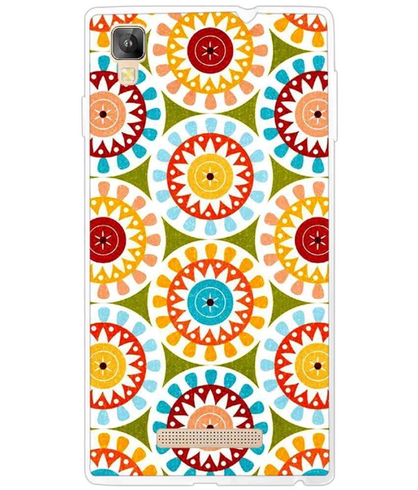 Panasonic Eluga A2 Printed Cover By Instyler