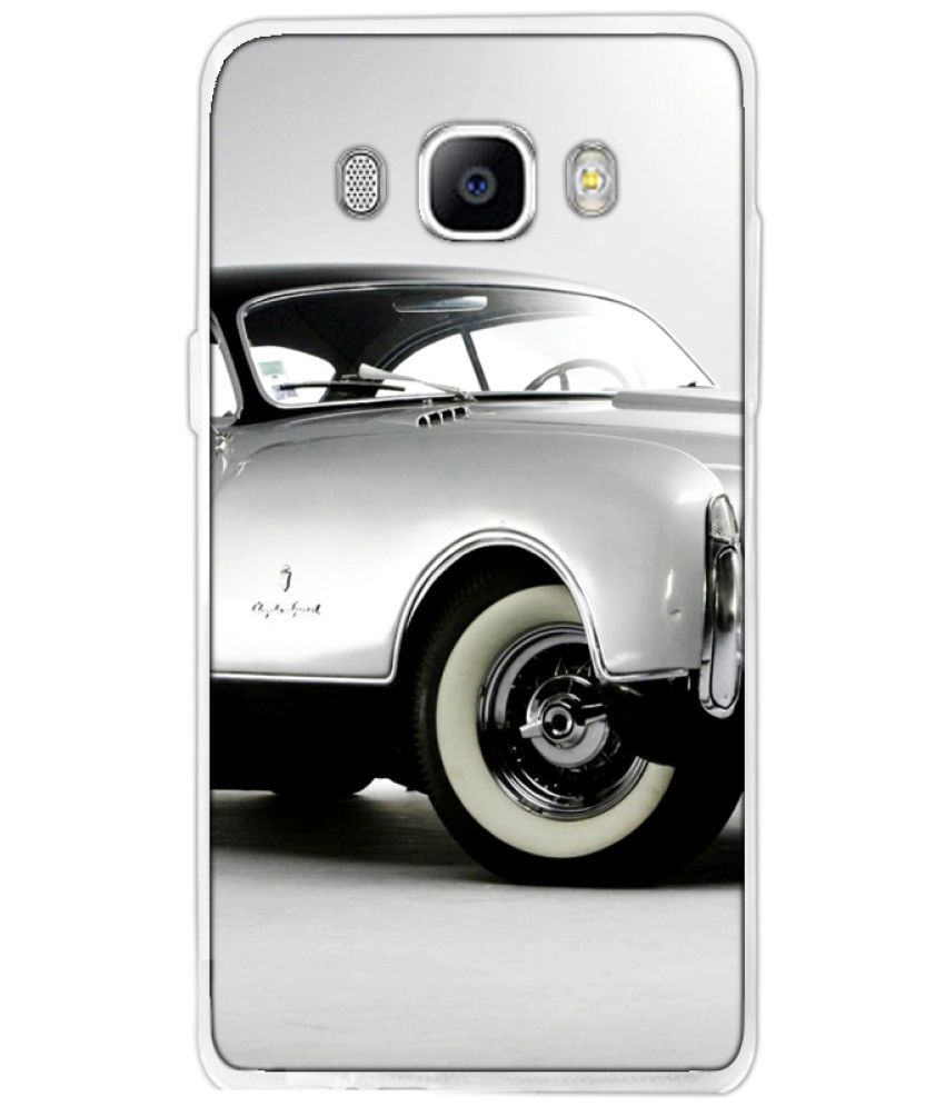 Samsung Galaxy On8 Printed Cover By Instyler