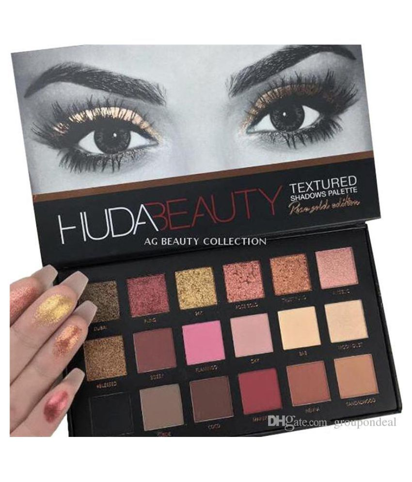 huda beauty textured shadows palette rose gold edition. Black Bedroom Furniture Sets. Home Design Ideas