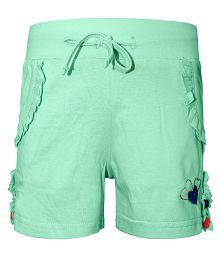 50aed10d67577 Girls Shorts & Capris: Buy Shorts for Girls Online at Best Prices in ...