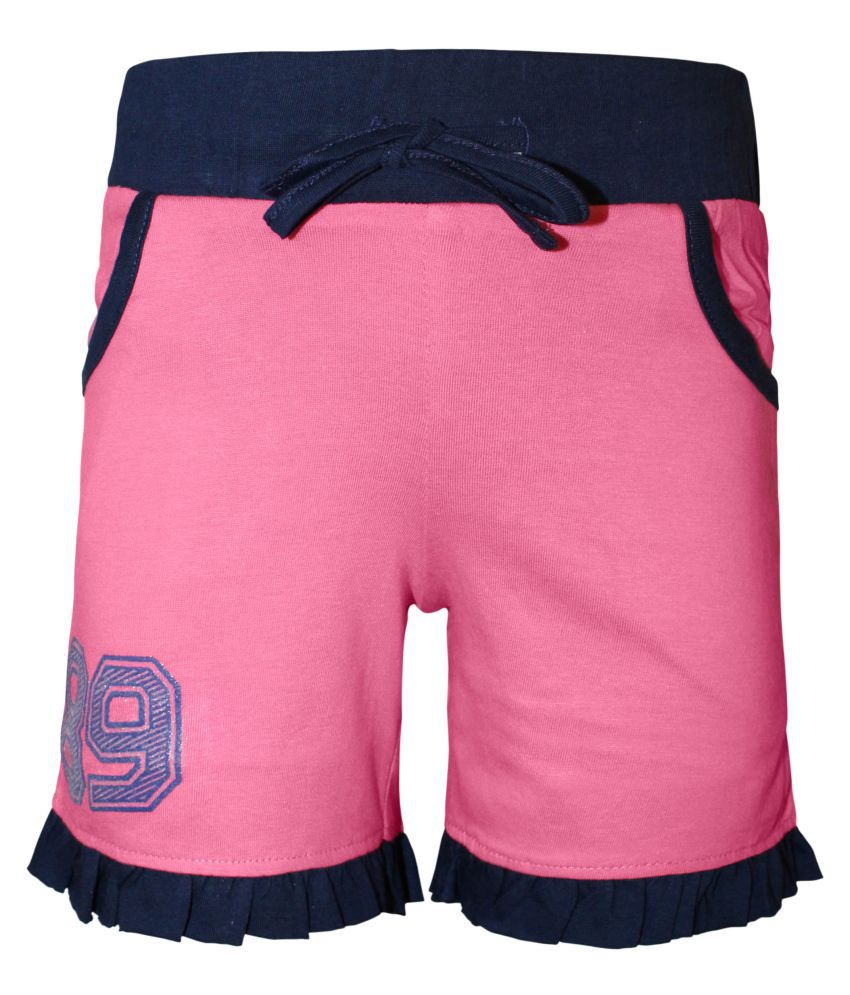 Kothari Girls Cotton Hot Pant