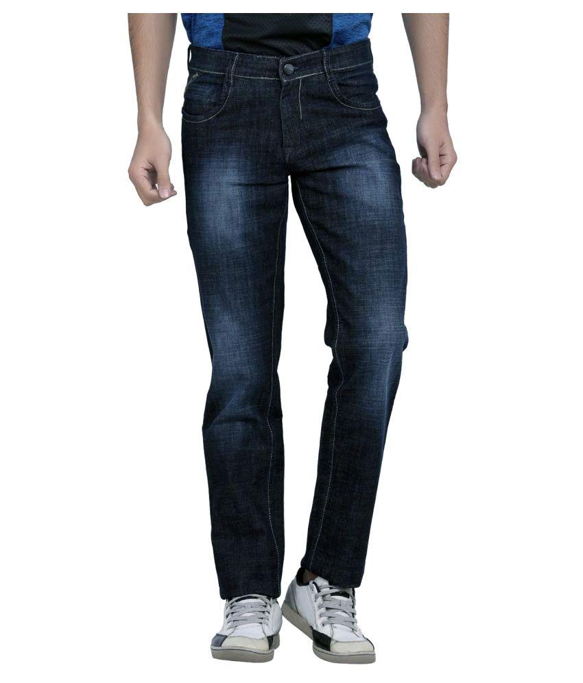 Benzora Black Slim Jeans