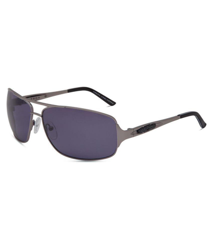 Keeda Purple Aviator Sunglasses ( MLX_03_C10 )