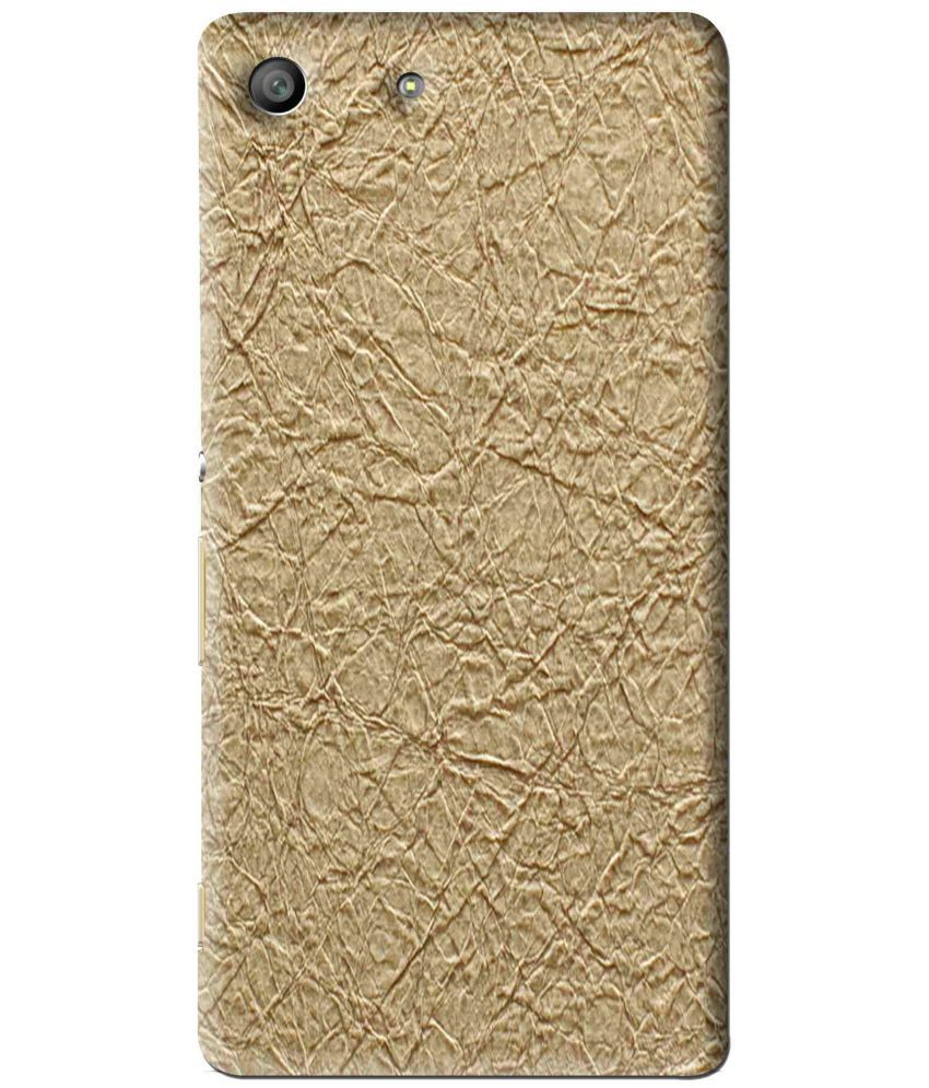 Sony Xperia M5 Printed Cover By Snooky