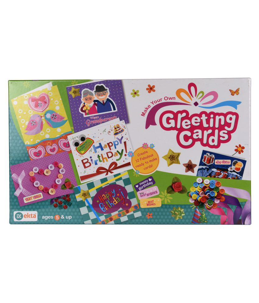 Ekta Greeting Cards Buy Ekta Greeting Cards Online At Low Price