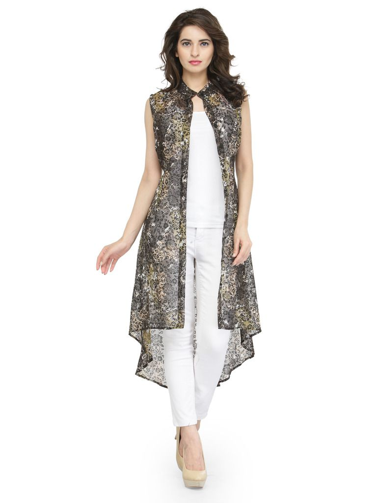 06b9a7147 Buy Zastraa Polyester Blend Shrugs Online at Best Prices in India ...