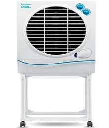 Symphony Jumbo Jr. (WITH TROLLEY) Air Cooler-For Medium Room