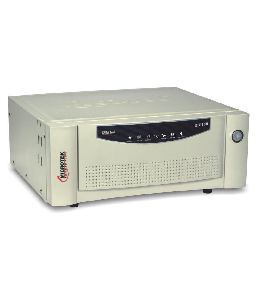 Microtek 1100 VA SEBz 1100 VA Inverter