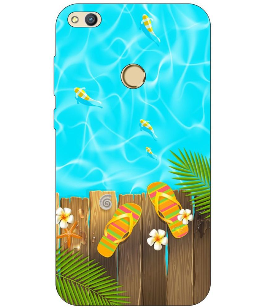 Huawei Honor 8 Lite Printed Cover By Go Hooked