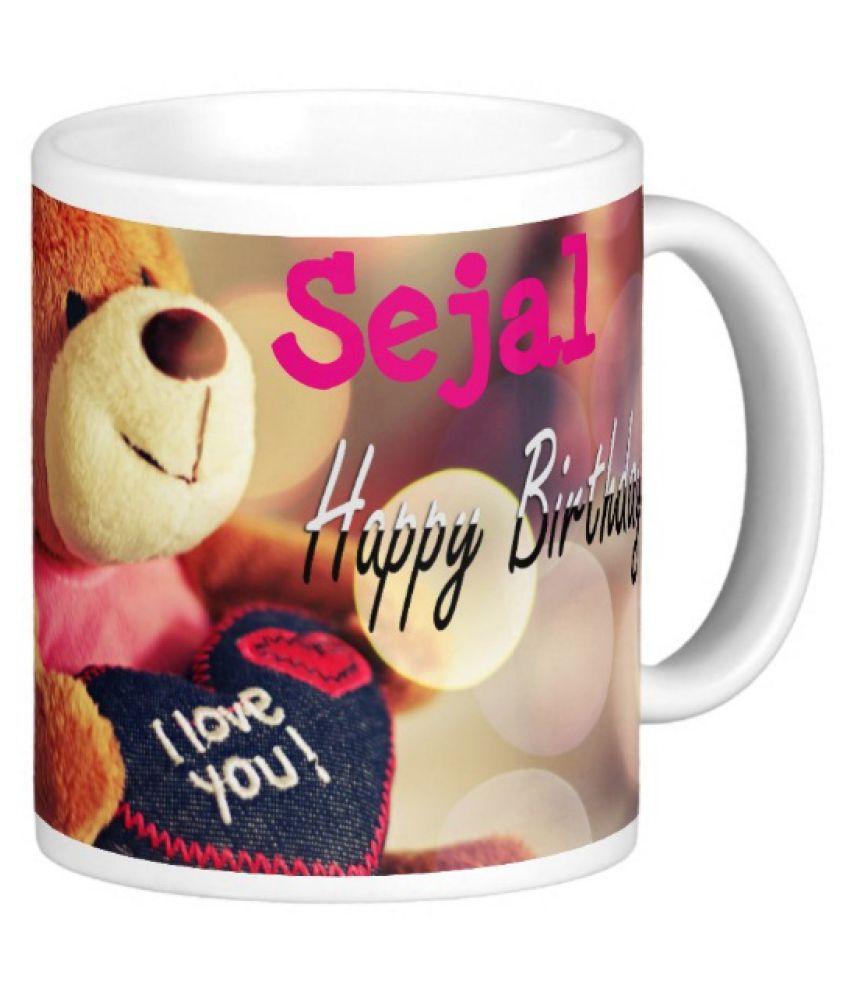 Happy Birthday Sejal