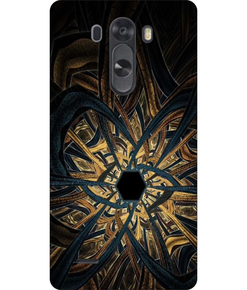 Lg G4 Printed Cover By Go Hooked
