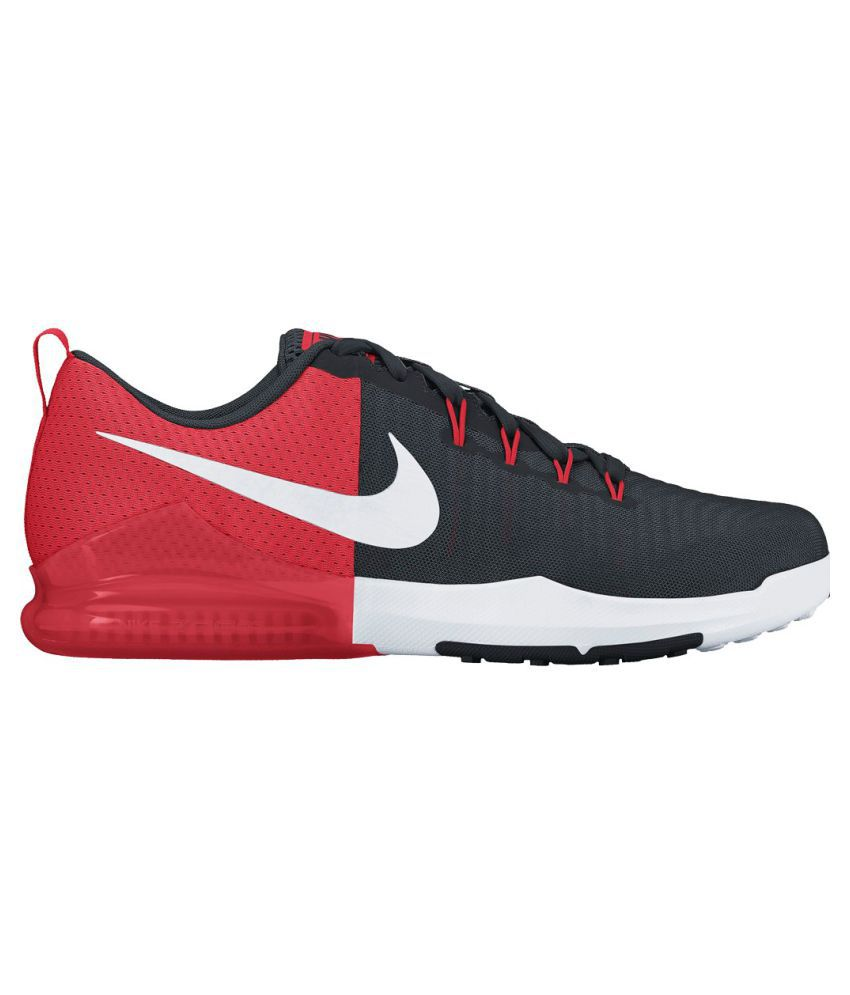 4de5a7361b6a1 Nike Zoom Train Action Black Training Shoes - Buy Nike Zoom Train Action Black  Training Shoes Online at Best Prices in India on Snapdeal