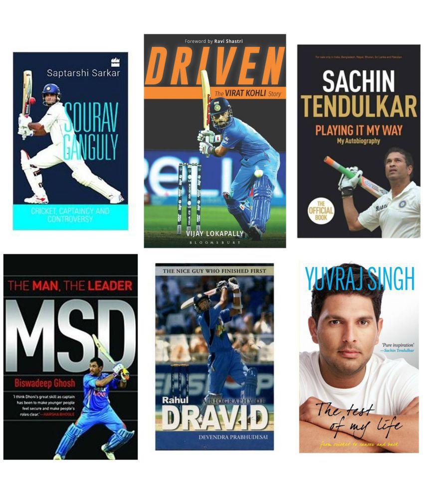 Rahul Dravid Biography Book