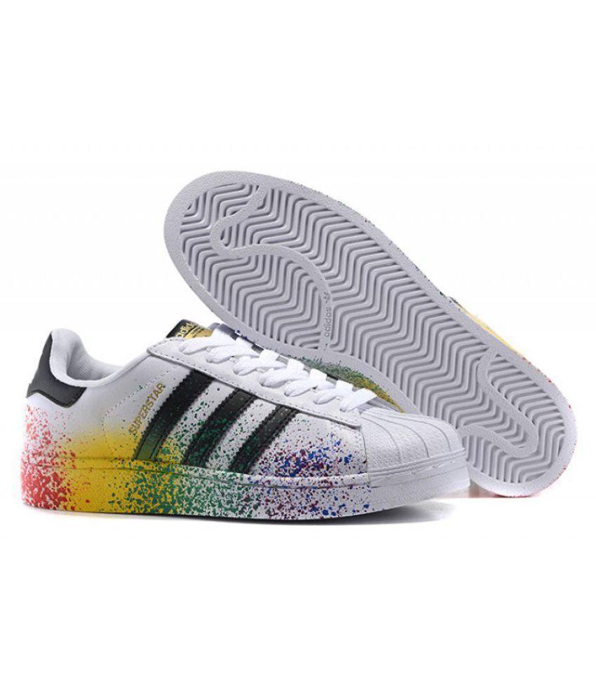 Adidas Superstar Splash Sneakers Multi
