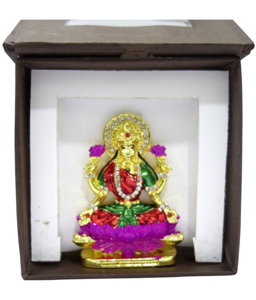 PujaShoppe Laxmi Polyresin Idol