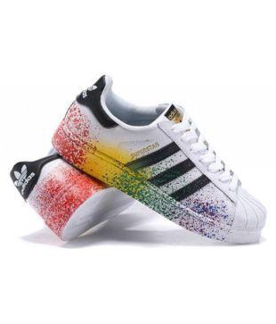 adidas superstar color splash price