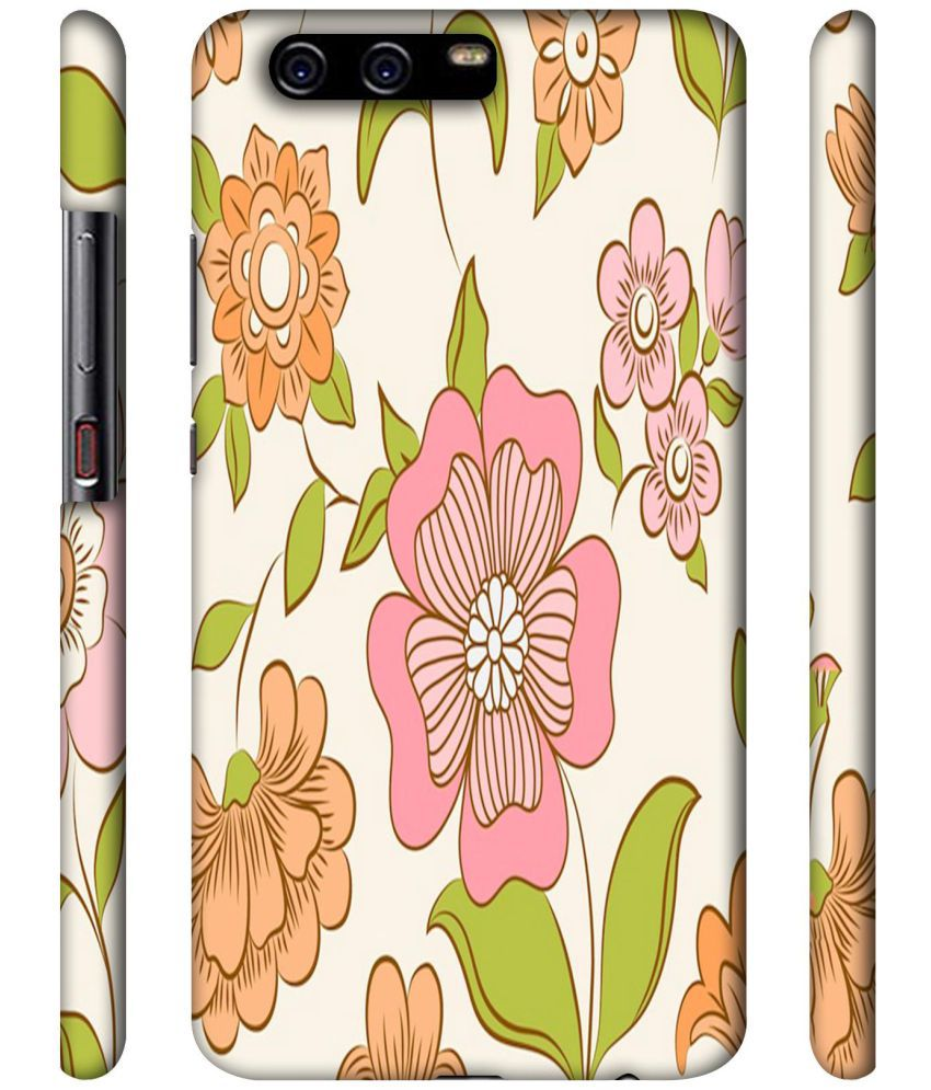 Huawei P10 Printed Cover By NattyCase