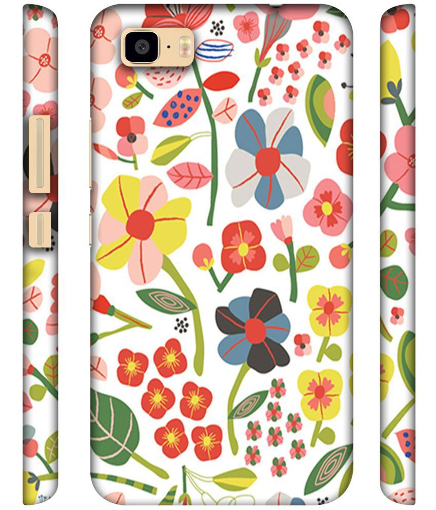 Asus Zenfone 3S Max Printed Cover By NattyCase