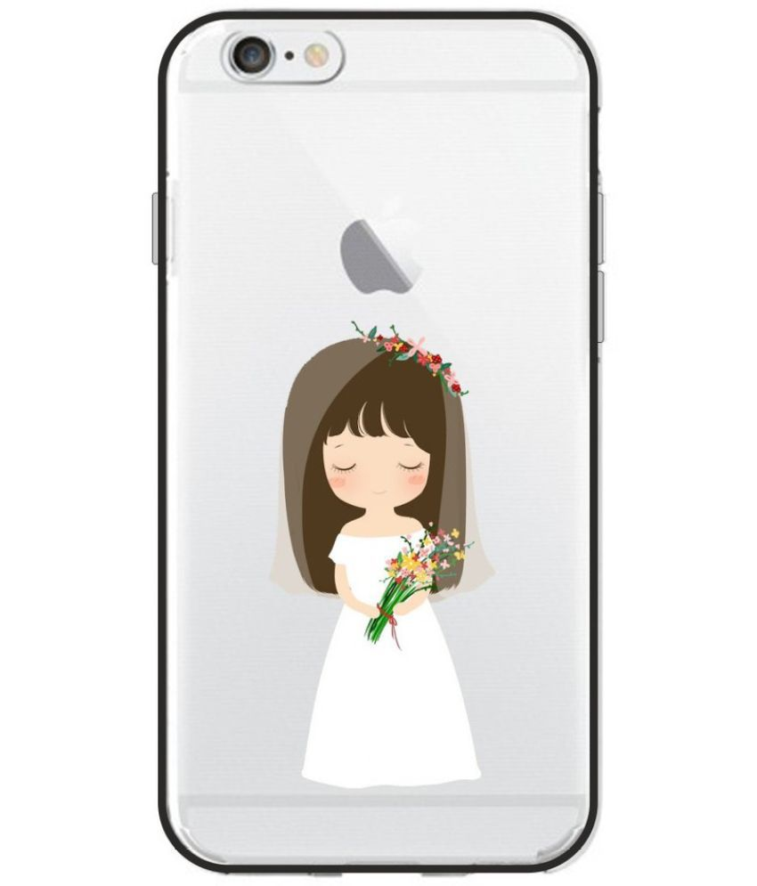 Apple iPhone 6 Printed Cover By Go Hooked
