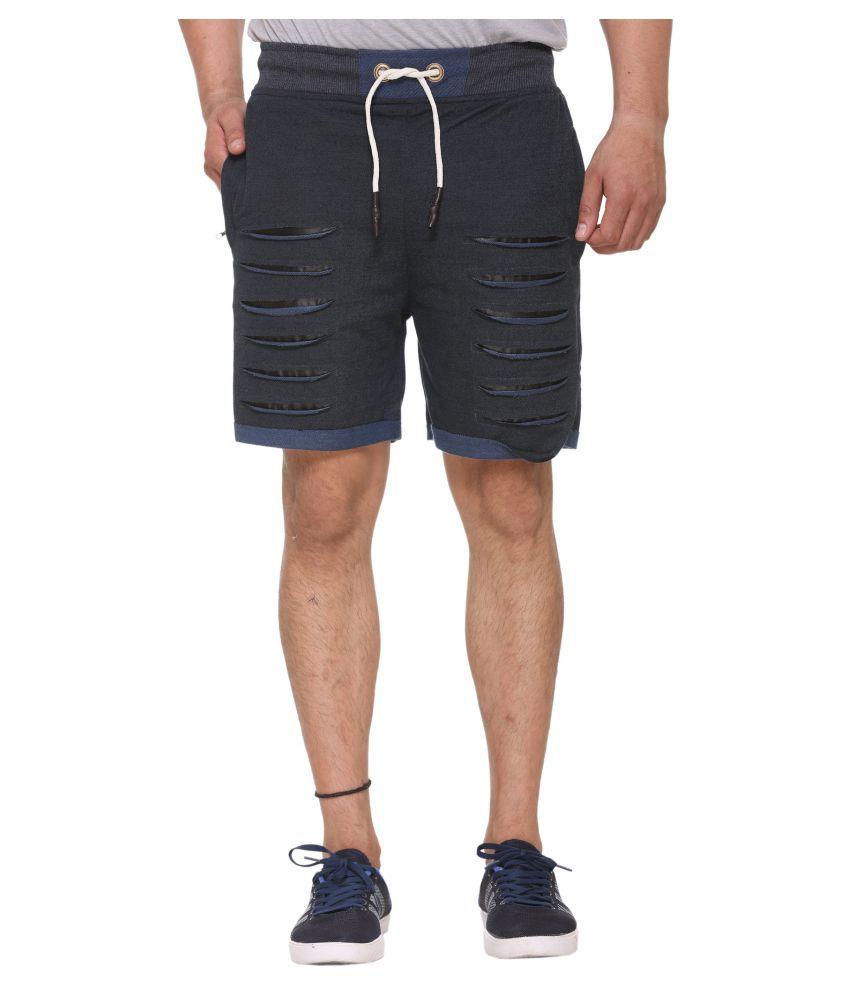 Sports 69 Navy Shorts