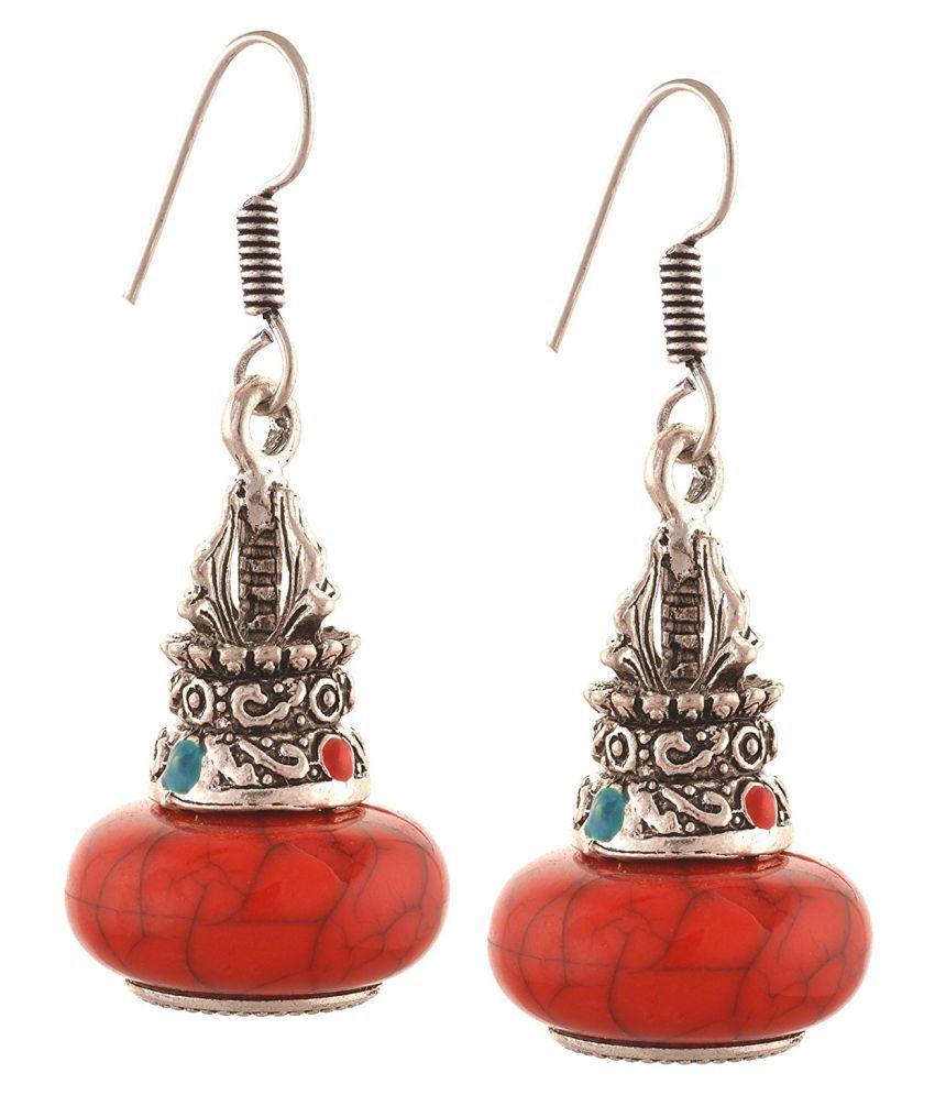panash german silver earring