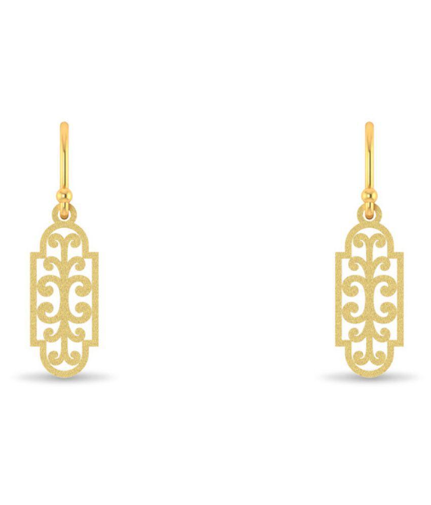 P.N.Gadgil Jewellers 22k BIS Hallmarked Gold None Hangings