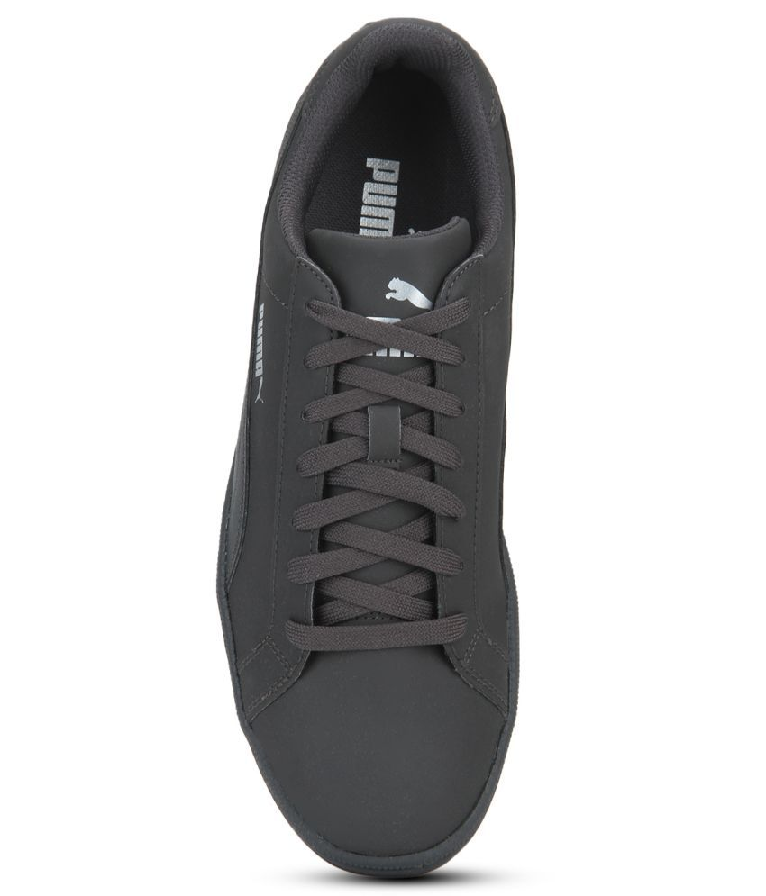 Puma Puma Smash Buck Lifestyle Gray Casual Shoes - Buy Puma Puma ... 37288c744