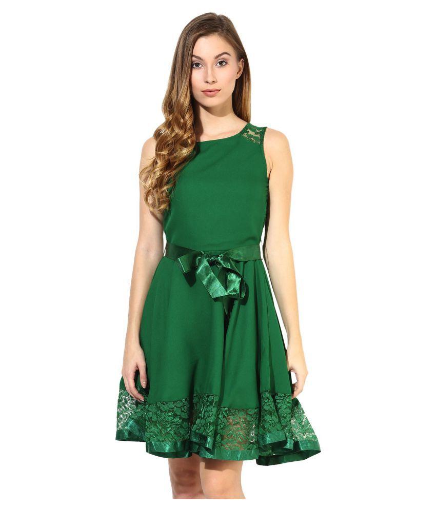 The Vanca Polyester Dresses