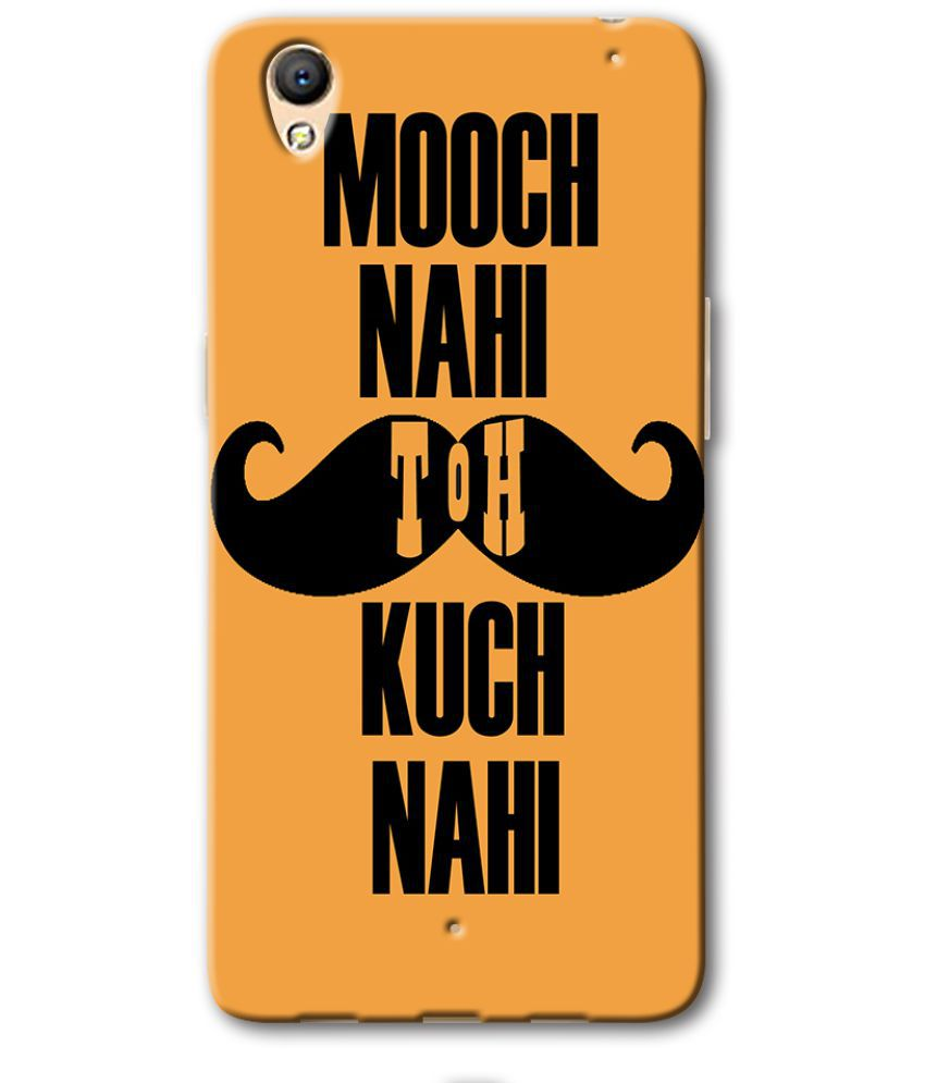 Oppo A37 Printed Cover By Case king