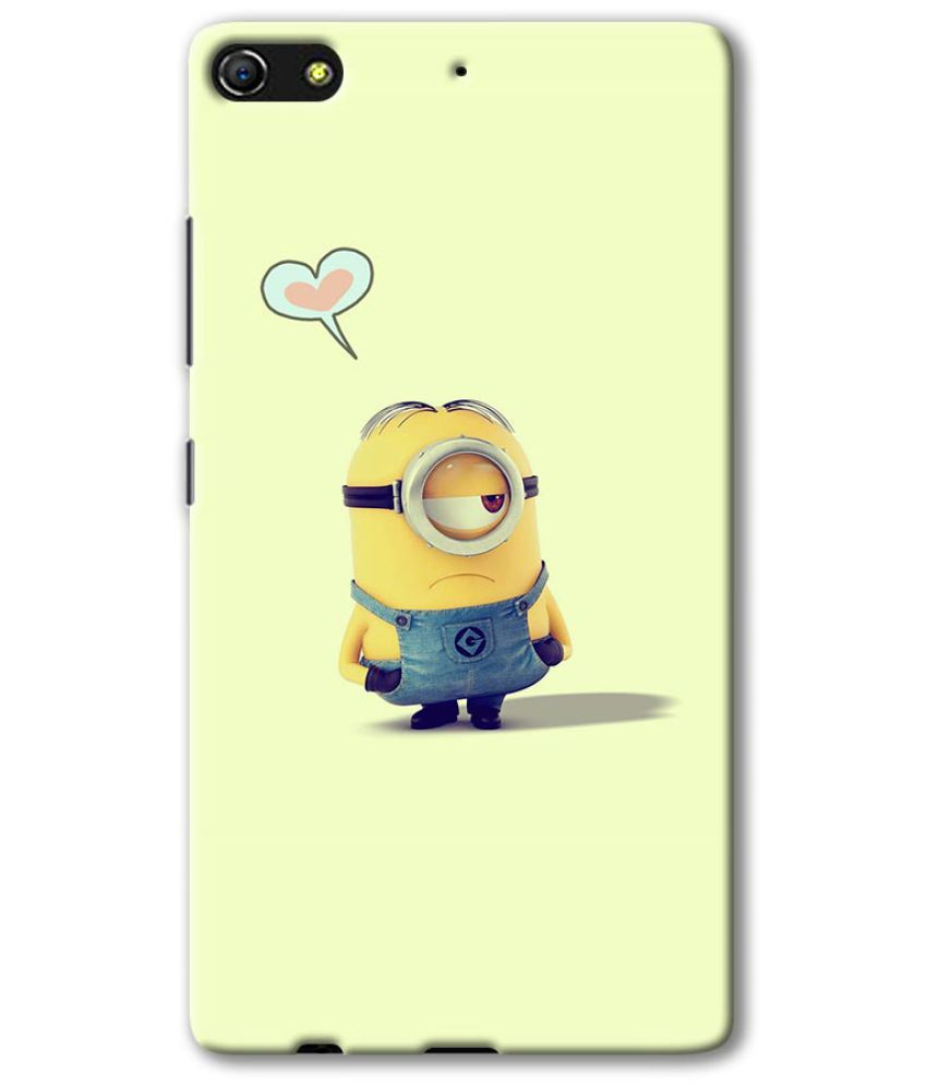 Gionee S7 Printed Cover By Case king