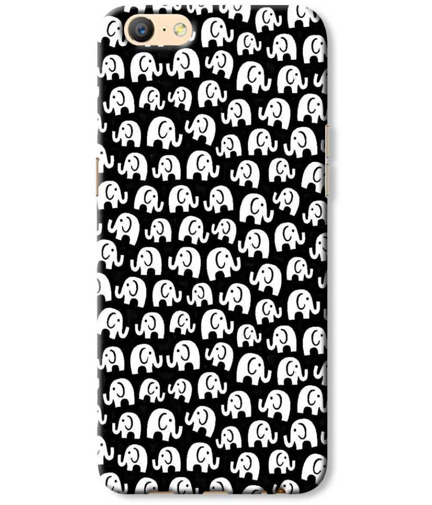 Oppo A57 Printed Cover By Case king