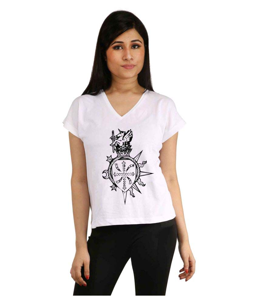 Buy snoby polyester t shirts online at best prices in for Buy t shirts online