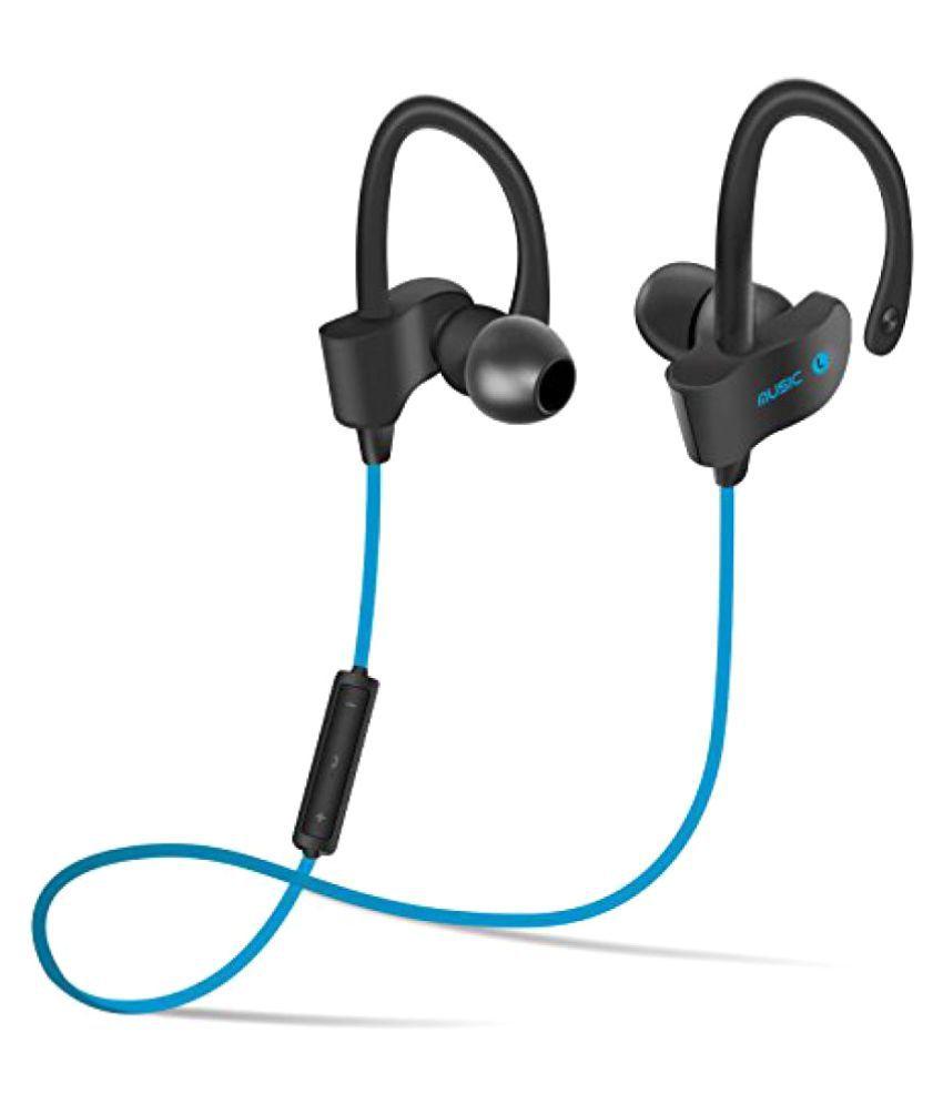 fellkon qc10blue8909 wireless bluetooth headphone blue bluetooth headphones online at low. Black Bedroom Furniture Sets. Home Design Ideas